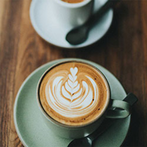 Coffee Shop Website Gallery