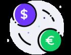 More Income Symbol